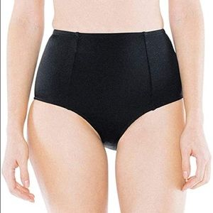 4/$15 - American Apparel high waist swim bottoms